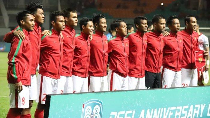 Jadwal Siaran Langsung RCTI Timnas Indonesia vs Mauritius, Waspadai Permainan Cepat Mauritius
