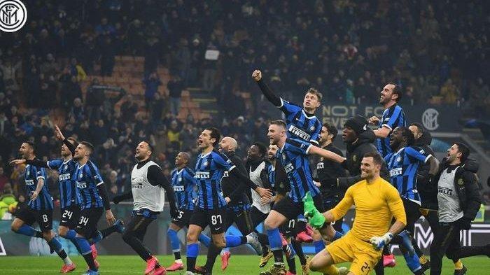 LIGA EUROPA : Antisipasi Wabah Virus Corona, Getafe Menolak Bertandang ke Markas Inter Milan