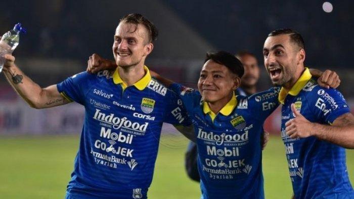 Jadwal Liga 1 2019 Pekan ke-11, Persib Bandung vs Bali United, Mihelic Siap Lanjutkan Tren Positif
