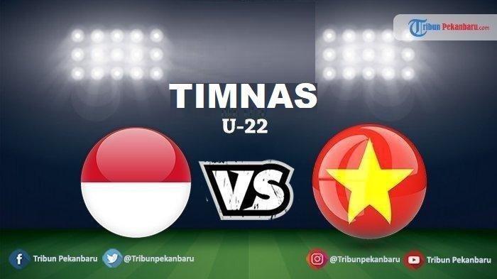LINK Live Streaming RCTI Indonesia vs Vietnam - Final SEA Games 2019, Kick Off Pukul 19.00 WIB
