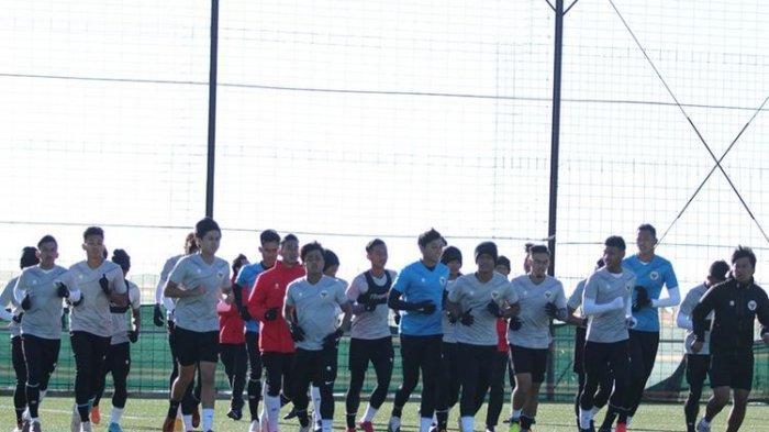 Jadwal Timnas U-19 Indonesia, Lagi-lagi Agenda Laga Uji Coba di Spanyol Belum Jelas