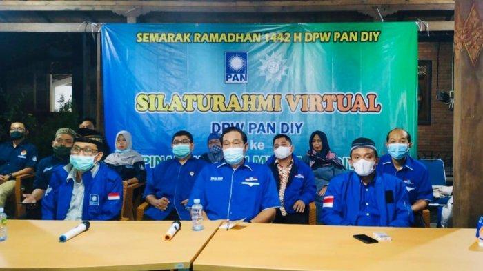 Perkuat Sinergi, PAN DI Yogyakarta Sowan ke Pengurus Muhammadiyah
