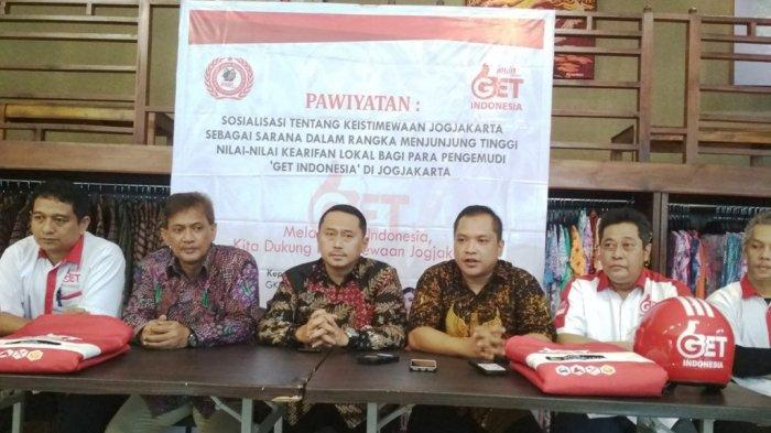 Driver Get Indonesia di Yogyakarta Dibekali Pengetahuan Keistimewaan