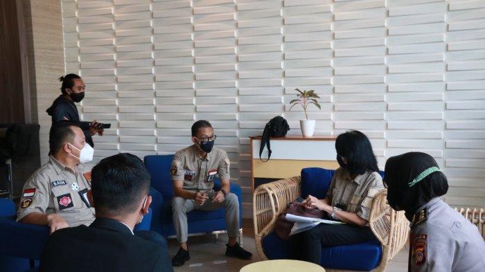 Sidak Hotel dan Restoran di Kota Yogyakarta, PHRI DIY: Agar Kesehatan dan Ekonomi Bisa Beriringan
