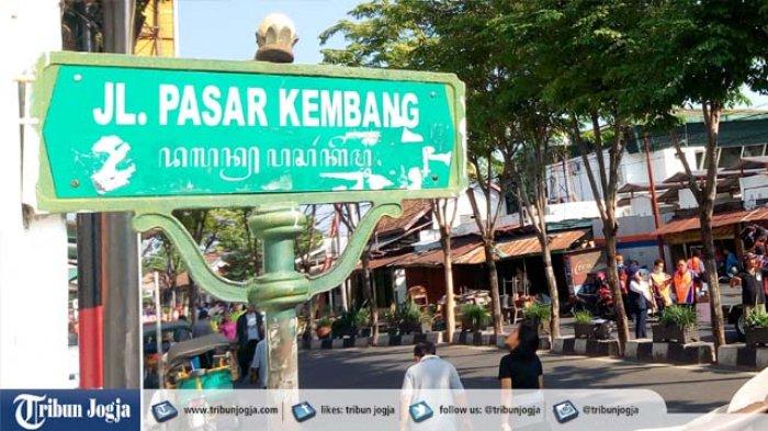 Dishub Kota Yogya Kewalahan Atasi Pelanggar di Jalan Pasar Kembang