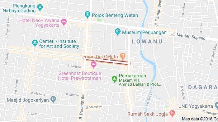 Identitas Pelaku Pelecehan Seksual di Prawirotaman Jogja Belum Terdeteksi