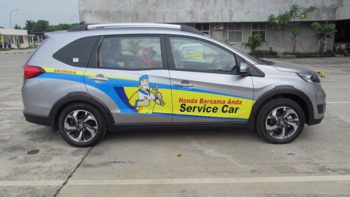 Permudah Pelanggan, Honda Berikan Layanan Servis di Rumah Konsumen