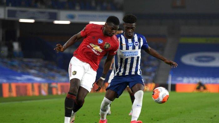 Preview Liga Inggris Brighton vs MU, Informasi Jam Tayang Live Streaming Mola TV