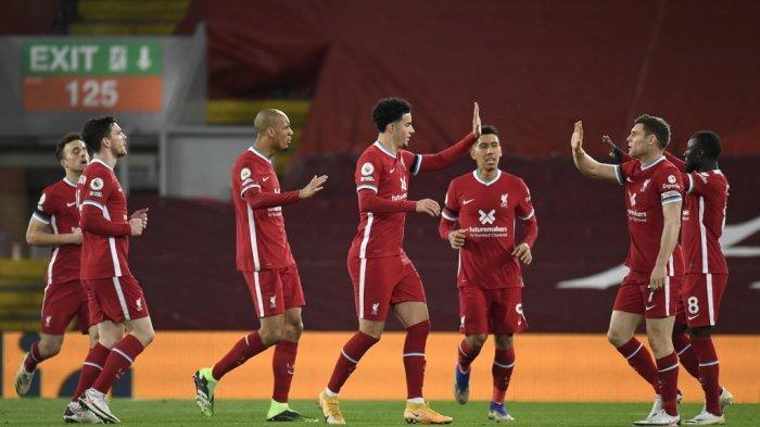 Live Streaming Sctv Liga Champions Liverpool Vs Ajax Prediksi Formasi Dan Line Up Tribun Jogja
