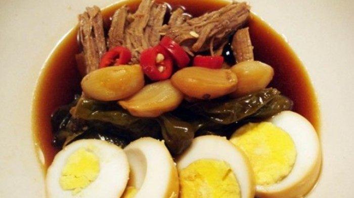 Resep Jangjorim, Telur Rendam Kecap ala Korea yang Bisa Awet hingga Tujuh Hari