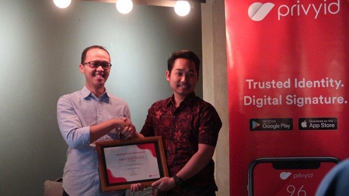 Jangkau Masyarakat Unbanked, Fintech Berkolaborasi dengan Tanda Tangan Digital