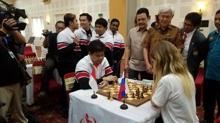 JAPFA Grandmaster & Women Grandmaster Chess Tournament 2019 Digelar di Yogyakarta