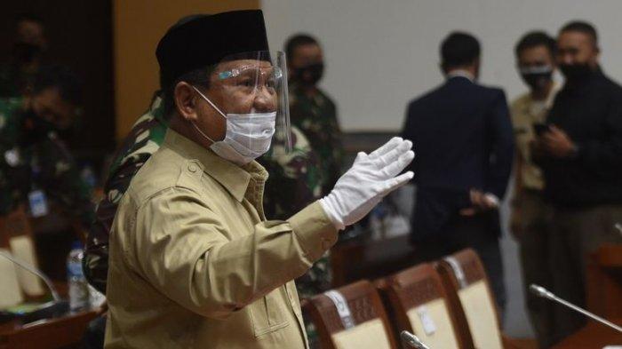 Respon Partai Gerinda Terhadap Hasil Survey Populi Center, Prabowo Fokus Jalankan Tugas jadi Menhan