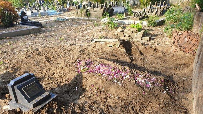 Jasad Mr X yang Ditemukan Mengambang di Sungai Serang Kulon Progo Telah Dikebumikan