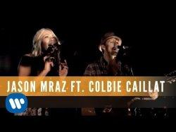 Lirik Lagu Lucky - Jason Mraz ft. Colbie Caillat Lengkap Dengan Terjemahan Bahasa Indonesia