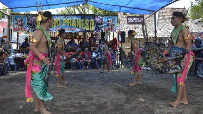 Guyub Rukun Muda-mudi Dusu Kemloko Gelar Perayaan HUT Kemerdekaan Ke-74 RI