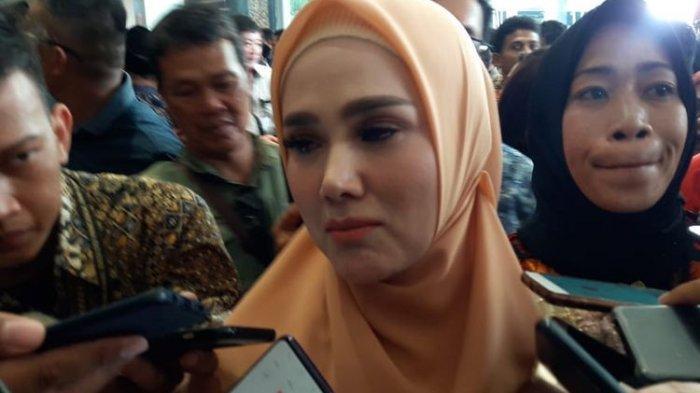 Jawaban Mulan Jameela Ditanya RUU Apa yang Akan Diperjuangkan Saat Duduk di Kursi DPR