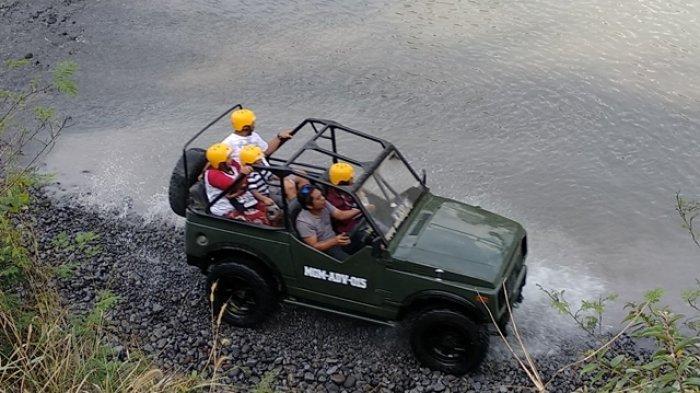 Wisata Jeep Merapi Memacu Adrenalin Di Lereng Gunung Tribun Jogja