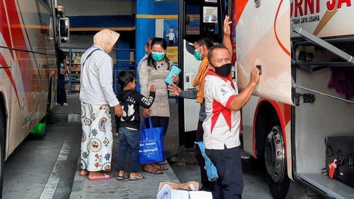 Jelang Larangan Mudik, Warga Perantauan di Gunungkidul Pilih Berangkat Lebih Awal