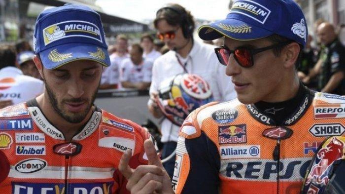 Berita Moto GP: Kondisi Fisik Marc Marquez Setelah Comeback Menurut Dovi