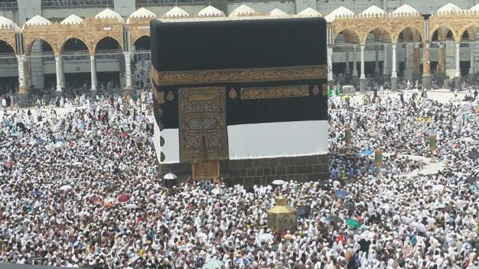 Ibadah Haji 2018 - Inilah Lima Rukun Haji yang Wajib Dilaksanakan para Jemaah