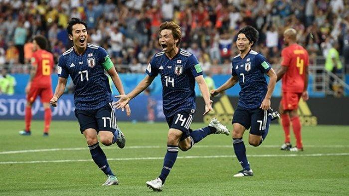 Meski Tersingkir, Jepang Berhasil Torehkan Dua Rekor Baru di Piala Dunia