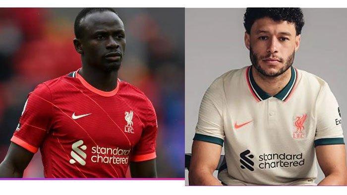 Jersey Kandang Tandang Liverpool 2021 2022