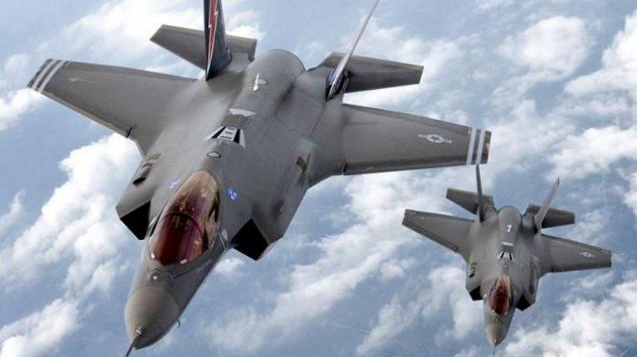 Gara-gara Beli Sistem Pertahanan Udara S-400 dari Rusia, AS Keluarkan Turki dari Program F-35