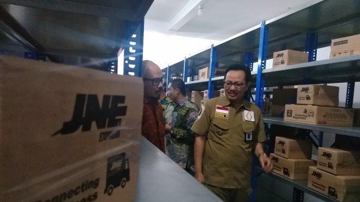 JNE Luncurkan Friendly Logistics Dukung Kemajuan UKM Yogyakarta