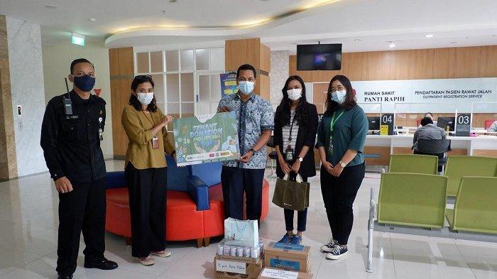 """Lewat """"Spirit of Caring"""", Jogja City Mall Salurkan Bantuan kepada Pejuang Covid-19"""