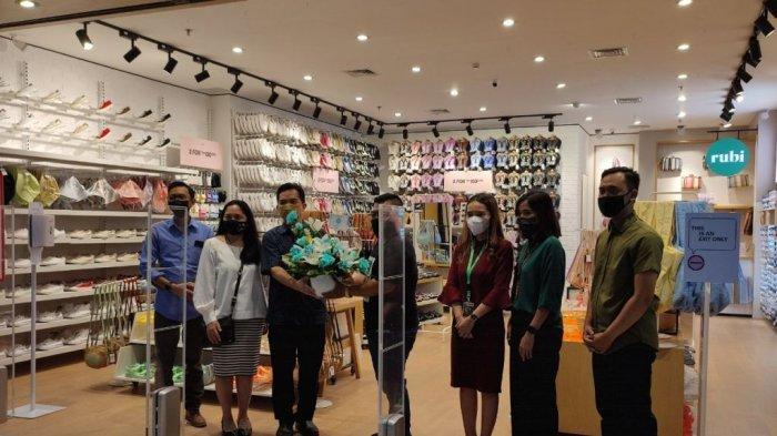 Jogja City Mall Hadirkan Rubi Shoes Store Pertama di Yogyakarta