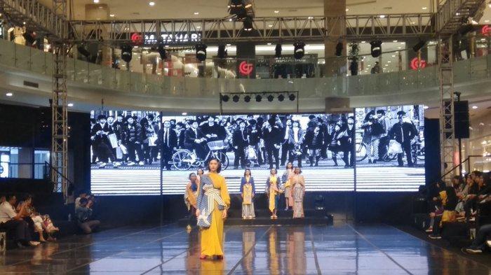 Jogja Fashion Week 2019Angkat Fashion NusantaraAgarMendunia
