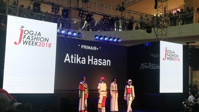 Jogja Fashion Week XIII Melenggang di Hartono Mall