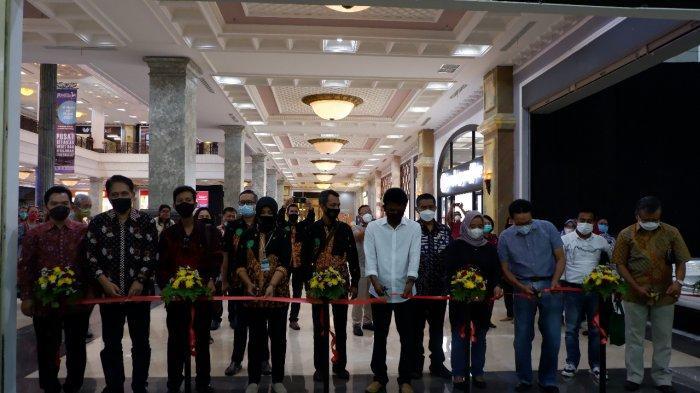 Bupati Sleman Resmikan Jogja Recovery Market di Sleman City Hall
