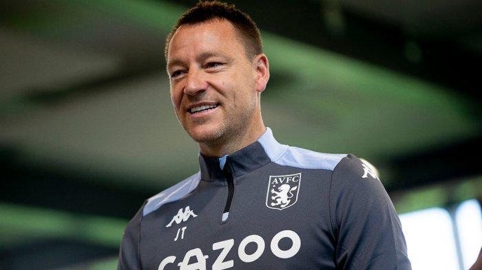 LIGA INGGRIS: John Terry Tinggalkan Aston Villa untuk Kembangkan Karier sebagai Pelatih