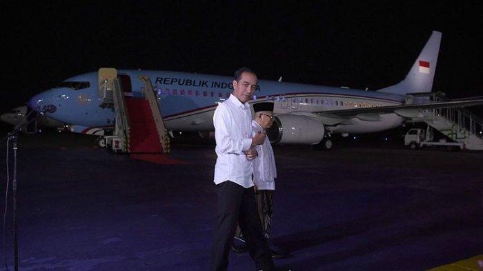 Wapres Jusuf Kalla dan Cawapres Ma'ruf Amin Lepas Jokowi ke KTT G20 di Osaka