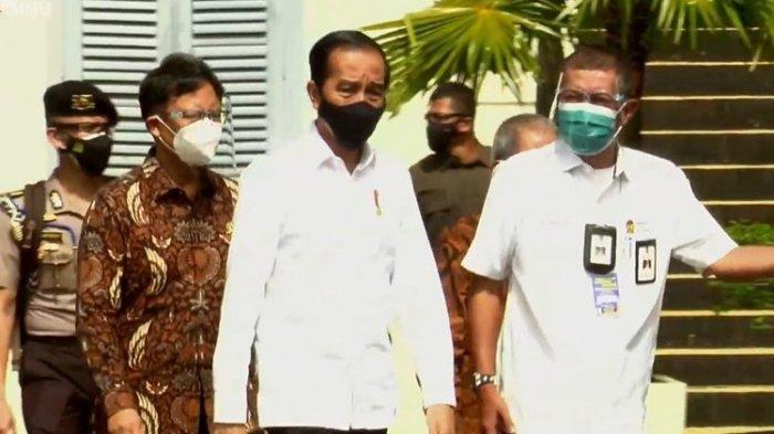 Presiden Jokowi Diagendakan Saksikan Vaksinasi Covid-19 Pada 500 Budayawan dan Seniman di Bantul