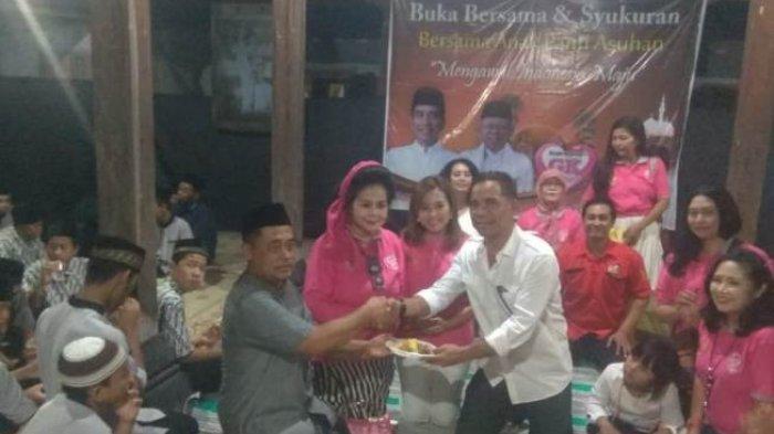 Jokowi Menang Pilpres, Relawan di DIY Syukuran Bersama Anak Panti Asuhan