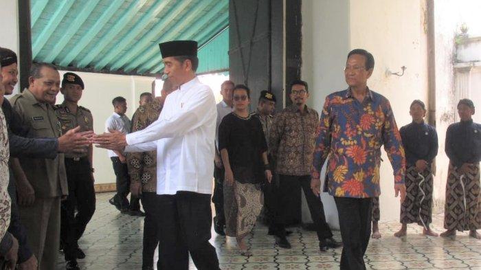 Bawaslu Tak Temukan Ada Unsur Kampanye Dalam Kunjungan Jokowi ke Yogya