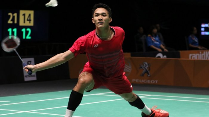 Daftar Wakil Indonesia di Thailand Open 2021