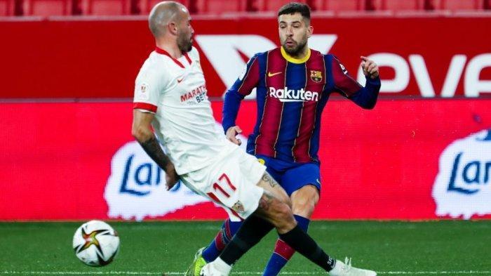 Barcelona Dipermalukan Sevilla di Semifinal Copa del Rey, Koeman Pasang Badan untuk Umtiti