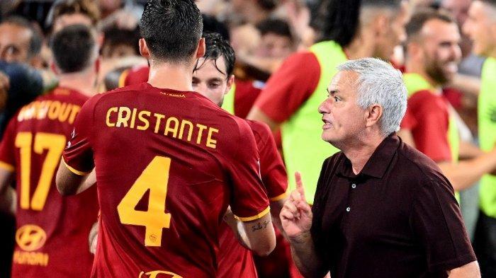 Liga Italia: Jose Mourinho Sebut AS Roma Sedang Membangun Proyek Besar