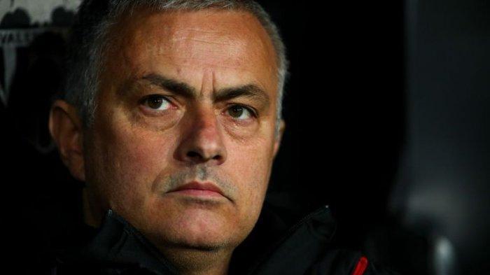Latih AS Roma, Ini Dia Inspirasi Jose Mourinho Terima Pinangan Giallorossi