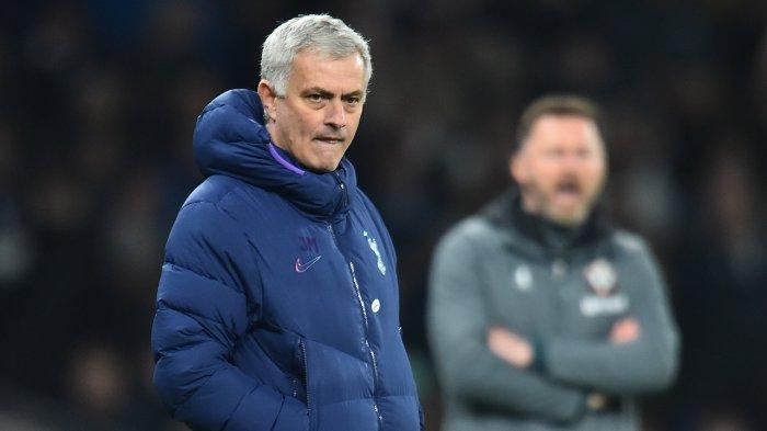 LIGA ITALIA: Jose Mourinho Ditunjuk sebagai Pelatih Roma Musim Depan, Ini Harapan Giallorossi