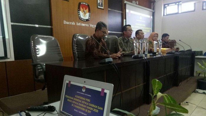 Jelang Pilkada Serentak 2020, Tiga Kabupaten di DIY Sudah Tandatangani NPHD