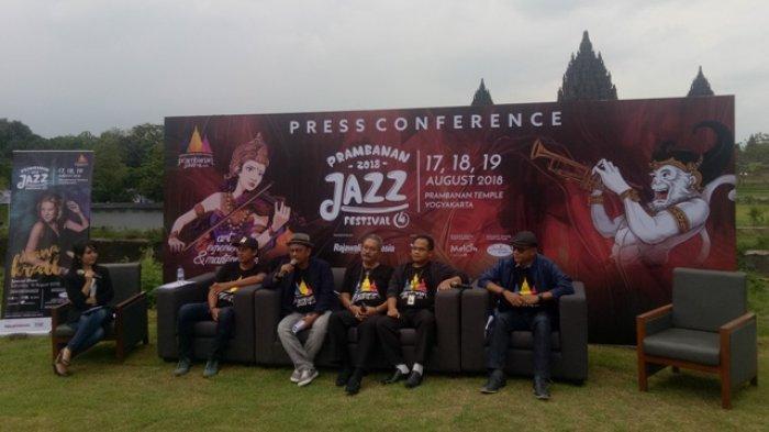 Prambanan Jazz 2018 Ditarget Bisa Datangkan 45 Ribu Penonton