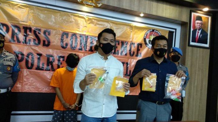 Jual Sabu untuk Biaya Sehari-hari, Dua Mahasiswa Ditangkap Polisi di Sleman