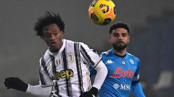 Atalanta vs Napoli, Siapa Jadi Penantang Juventus di Partai Final