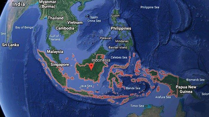 Indonesia Bebas Zona Merah Virus Corona