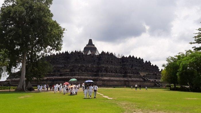 Jumlah Pengunjung Candi Borobudur Dibatasi 4.000 Per Hari Selama Libur Nataru